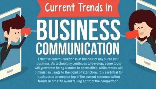 business communication trends Effective communication is critical to the success of any business learn the current trends in business communication and how it can help your business.